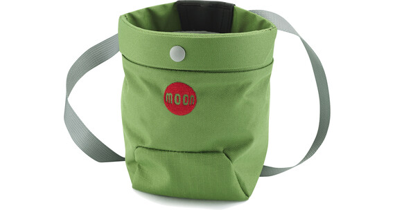 Moon Climbing Trad Chalk Bag Green